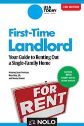 First-Time Landlord
