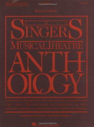 Singer's Musical Theatre Anthology Volume 1 Tenor