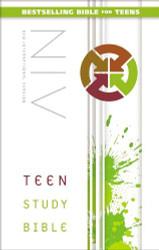 Teen Study Bible NIV
