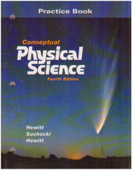 Conceptual Physical Science Practice Book