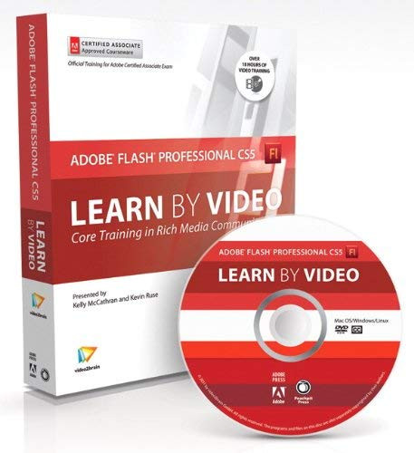 Adobe Flash Professional Learn By Video