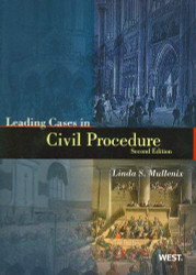 Leading Cases In Civil Procedure