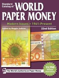 Standard Catalog of World Paper Money Modern Issues 1961-Present