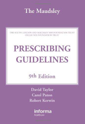 Maudsley Prescribing Guidelines