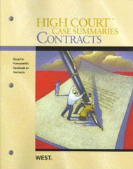 High Court Case Summaries On Contracts