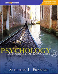 Psychology A Journey Of Discovery