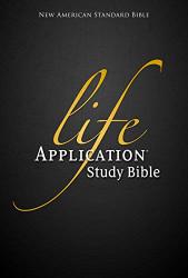 Life Application Study Bible Nasb