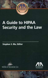 Guide To Hipaa Security And The Law