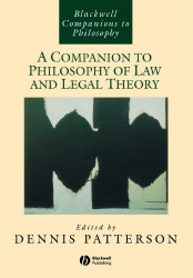 Companion To Philosophy Of Law And Legal Theory