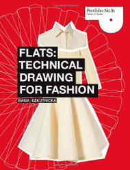 Flats Technical Drawing for Fashion