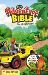 Adventure Bible For Early Readers Nirv
