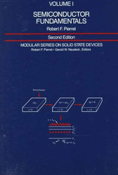 Semiconductor Fundamentals Volume 1