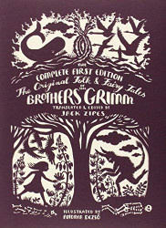 Original Folk And Fairy Tales Of The Brothers Grimm