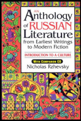 Anthology Of Russian Literature From Earliest Writings To Modern Fiction