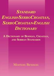Standard English-Serbocroatian Serbocroatian-English Dictionary