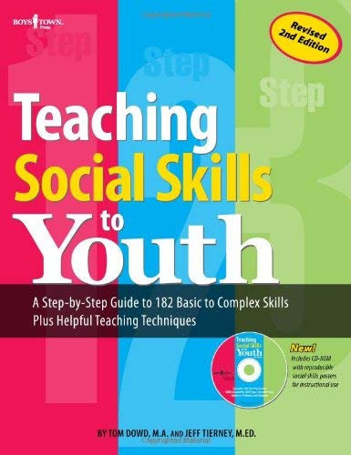 Teaching Social Skills To Youth