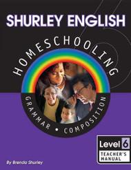 Shurley English Homeschooling Level 6