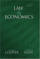 Law And Economics