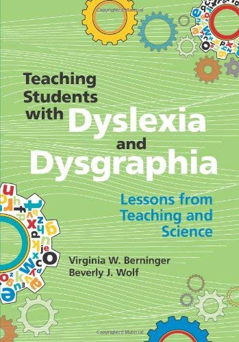 Teaching Students with Dyslexia and Dysgraphia