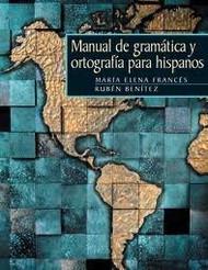 Manual De Gram ?tica Y Ortograf íA Para Hispanos
