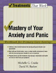 Mastery Of Your Anxiety And Panic Workbook
