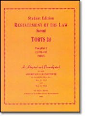 Concise Restatement Of Torts