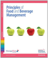 Managefirst Principles Of Food And Beverage Management