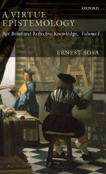 Virtue Epistemology Volume 1