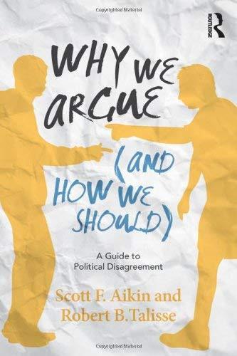 Why We Argue