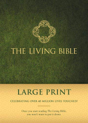 Living Bible Large Print Edition