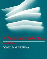 Writer Teaches Writing