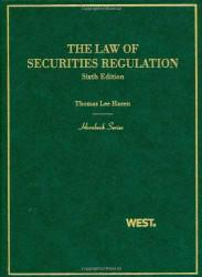 Law Of Securities Regulation