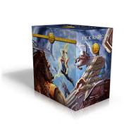 Heroes of Olympus Boxed Set