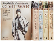 Encyclopedia of the American Civil War 5 volumes