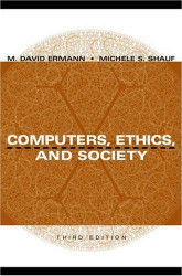 Computers Ethics and Society