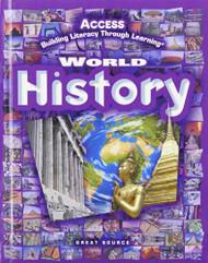 Access World History Grades 5-12