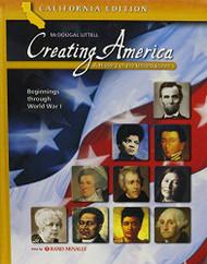 Creating America California