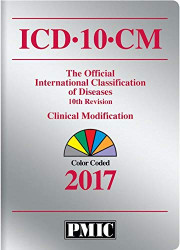 ICD-10-CM 2017 Book