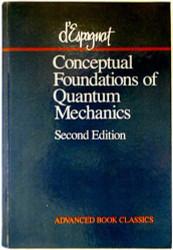 Conceptual Foundations Of Quantum Mechanics