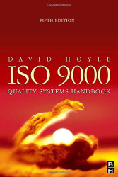 Iso 9000 Quality Systems Handbook
