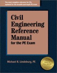 PE Exam Civil Engineering Reference Manual