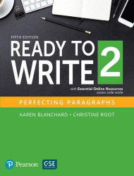 Ready To Write 2 Perfecting Paragraphs