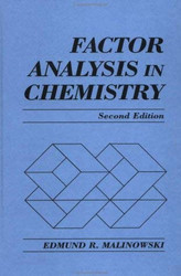 Factor Analysis In Chemistry