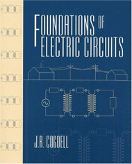 Foundations Of Electric Circuits