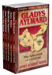 Christian Heroes Books 1-5 Gift Set