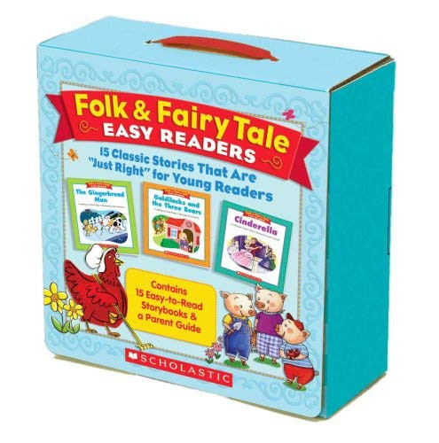 Folk And Fairy Tale Easy Readers Parent Pack
