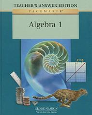 Algebra 1 Teacher's Answer Edition