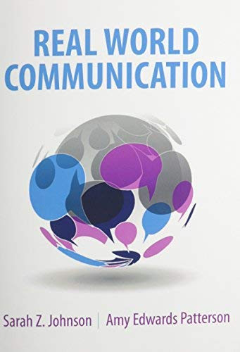 Real World Communication
