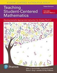 Teaching Student-Centered Mathematics Grades Volume 1