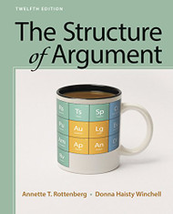 Structure of Argument
